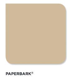 Natural Fencing - Colorbond - Paperbark