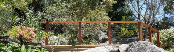 Gallery – Stainless Steel Fencing & Balustrades 001