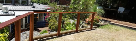 Gallery – Stainless Steel Fencing & Balustrades 003